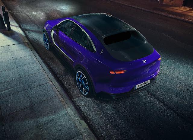 autothrill: A quando la prima Suv targata Bugatti?