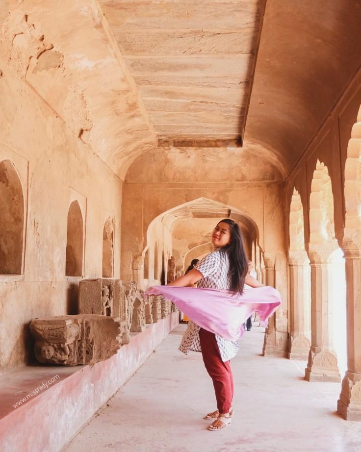 inspirasi outfit ke india