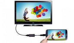 4 Cara Menghubungkan HP Ke TV Dengan Mudah