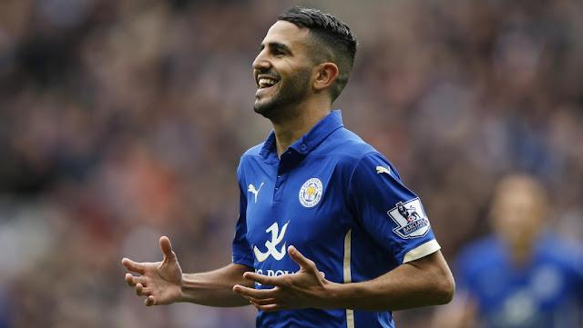 Riyad Mahrez «veut rester» à Leicester, selon le vice-président du club