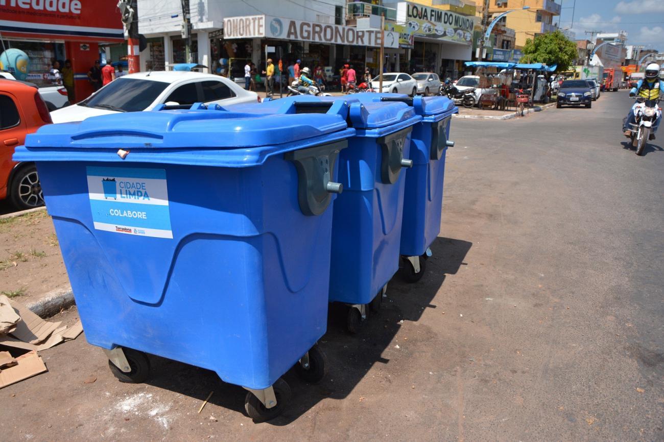 Coleta de lixo: licitação de 62 milhões só atraiu 3 empresas do Pará; uma desistiu