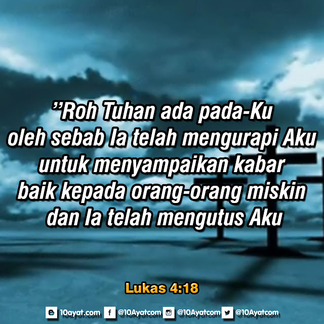 Lukas 4:18