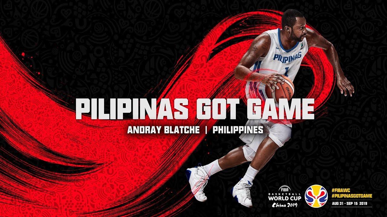 GILAS PILIPINAS - Team Profile (VIDEO) FIBA Basketball World Cup 2019