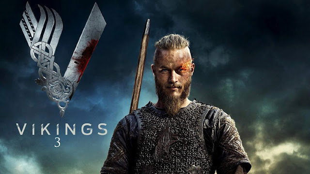 vikings wallpaper 4k