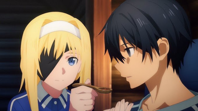 Sword Art Online: Alicization - War of Underworld - Episode 1
