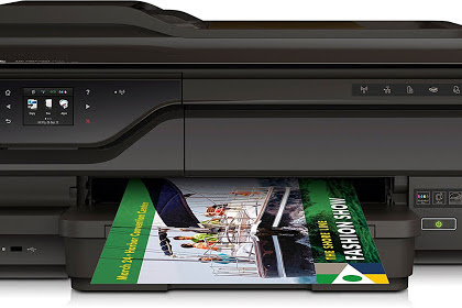 Scaricare Driver HP Officejet 7612 Stampante Per Windows E Mac