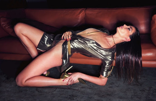 lily aldridge naked photo shoot lui magazine