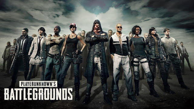 Обои Playerunknown's Battlegrounds