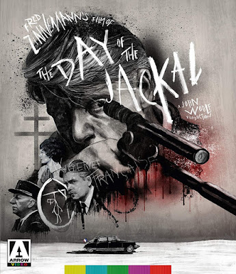 The Day Of The Jackal 1973 Blu Ray Special Edition