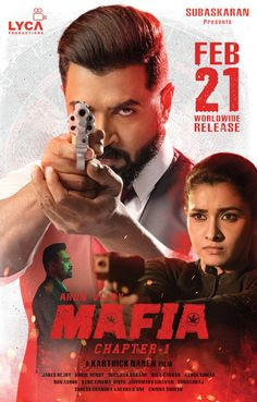 Mafia: Chapter 1 (2020) Dual Audio [Hindi – Tamil] 720p UNCUT HDRip ESub x265 HEVC