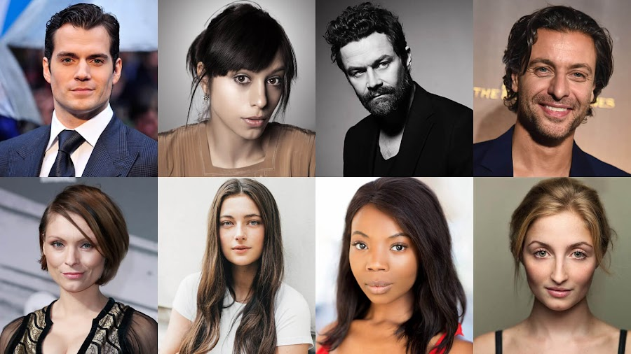 netflix the witcher tv show cast imdb