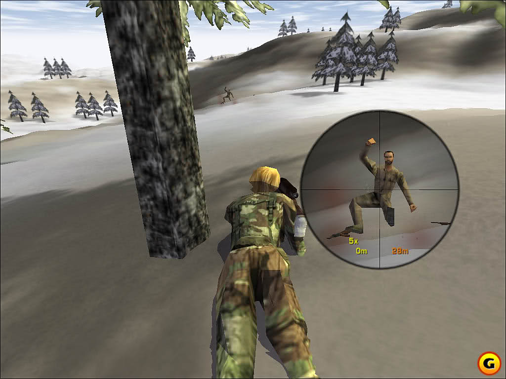delta force 3 land warrior free download