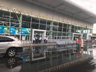 Deux journalistes de France 2 bloqués à l'aéroport de Hahaya