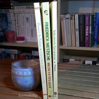 Son Zamanlarda Kitaplığıma Eklenen Yeni Kitaplar