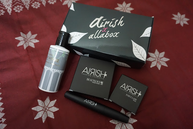 PRODUK KECANTIKAN, ALL A-BOX, SPARKLING SKINCARE, AIRISH COSMETIC, AIRISH LONDON, ALL A BOX MALAYSIA,