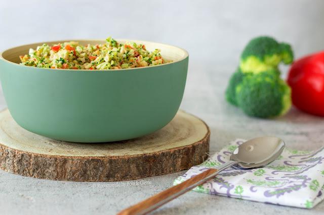Ensalada de Brócoli de www.recomiendoblog.com