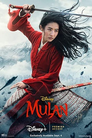 Mulan (2020) English Audio Download 480p 720p WEB-DL