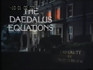 The Daedalus Equations, The Mind Beyond