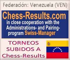 Venezuela en Chess-Results