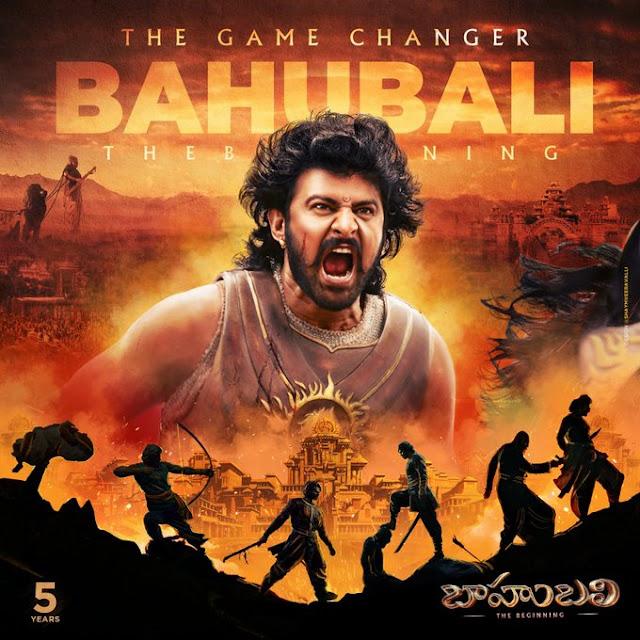 5 years of baahubali