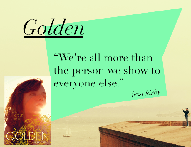 Golden by Jessi Kirby
