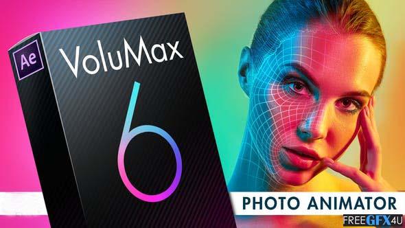 Videohive VoluMax 3D Photo Animator V6