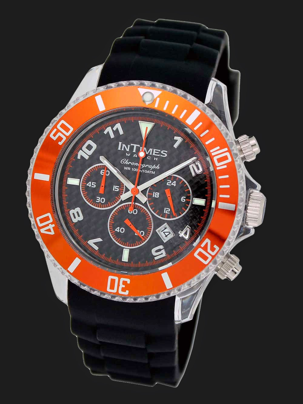 InTimes IT047 Black Orange