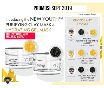 youth mask promo shaklee september 2019