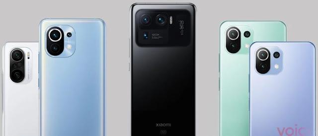 Xiaomi MI 11 Family