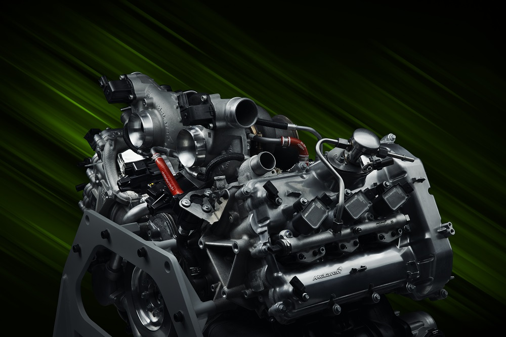 McLaren Artura powertrain sets new supercar standards