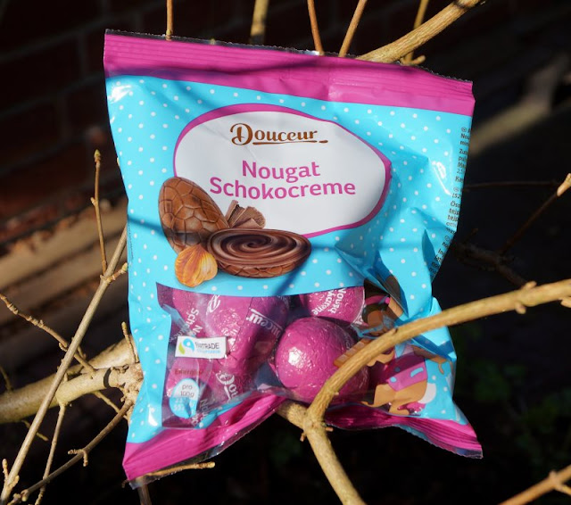 Eine einfache Idee: Die Osterüberraschung Ostereier Schokoeier Überraschung Ostern Osterhasen Strauch Deko DIY Für Dich einfach