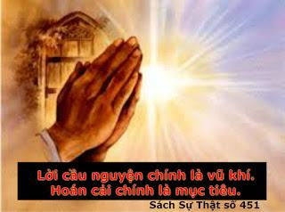 Thiên Chúa Cha: Lời hứa ban Ơn Miễn Trừ cho những ai khước từ Chúa Giêsu