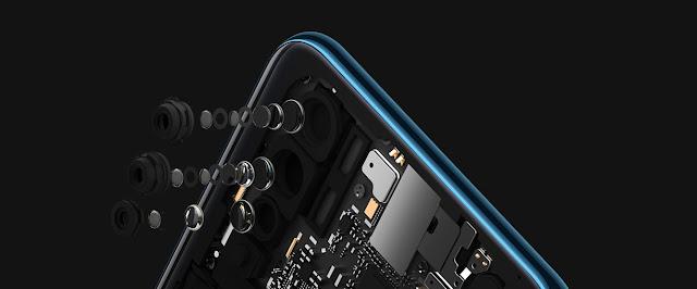 Kamera belakang dari Vivo S1