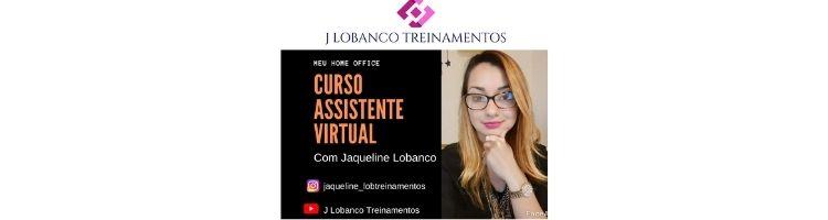 Curso de secretariado remoto e assistência virtual oferecido pela J. Lobanco