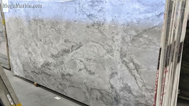 White Vermont Quartzite Slabs