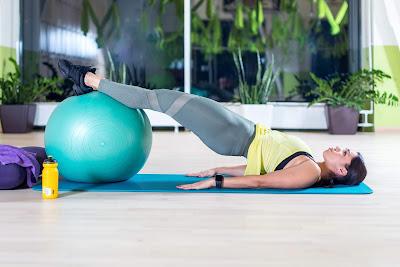 Método Pilates en WellFit Puerto Sagunto