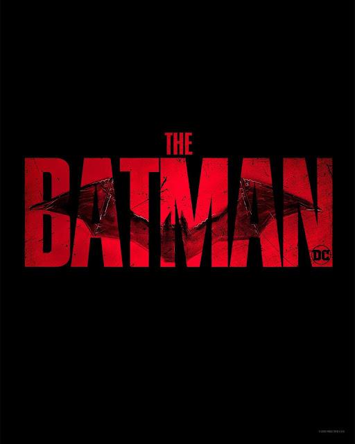 identidade visual filme batman 2020