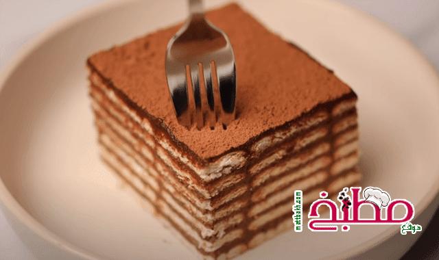 افخم حلو بارد ب4مكونات بدون فرن هبة ابو الخير