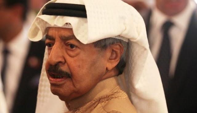 البحرين: وفاة الشيخ خليفة أكبر وزراء العالم سنا عن 84 عاما