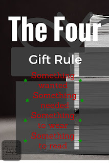 The Four Gift Rule for Christmas