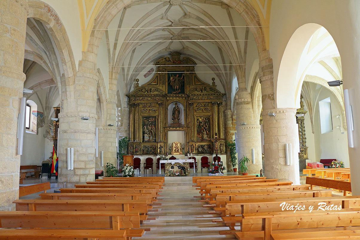 Iglesia de San Miguel de Saldaña