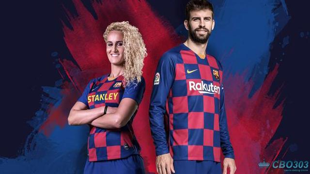 Jersey Baru Barcelona Musim 2019/2020 Banyak Mendapat Kritikan