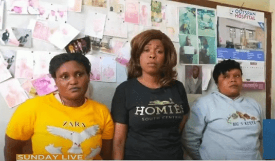 three women linked to dosing and robbing unsuspecting victims arrested Photo in Nyeri