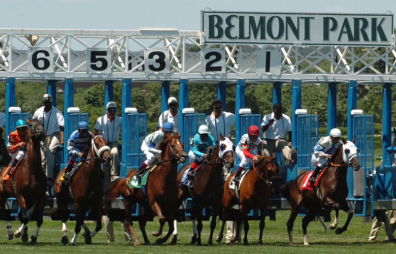 Belmont Racecourse Events
