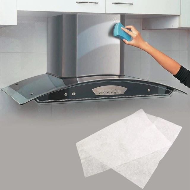 Cara Bersihkan Cooker Hood Dengan Mudah