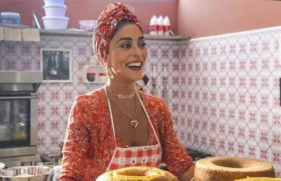 Juliana Paes brilha como Maria da Paz em A Dona do Pedaço