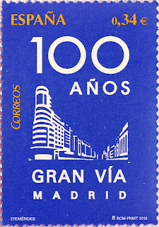 100 AÑOS DE LA GRAN VÍA DE MADRID