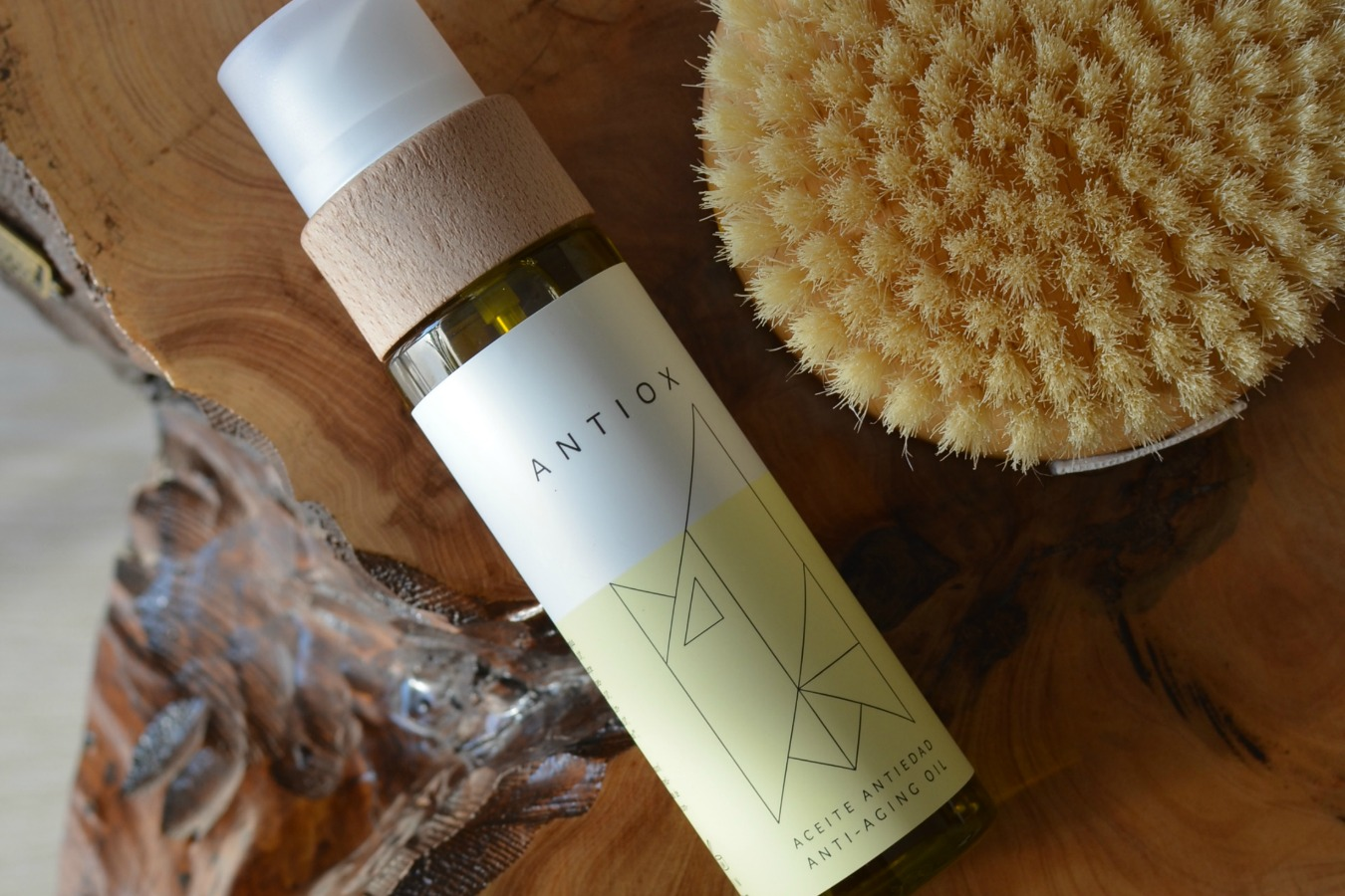 Per Purr Dry brushing corporal cepillado exfoliación Made in Tribe