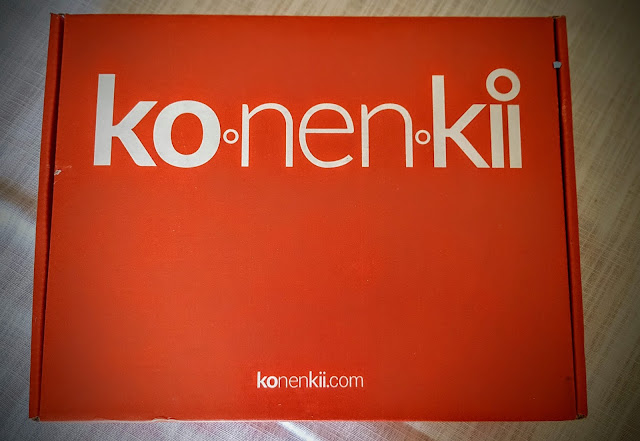 konenkii quarterly box