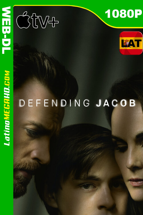 Defender a Jacob (Miniserie de TV) (2020) Temporada 1 Latino HD WEB-DL 1080P - 2020